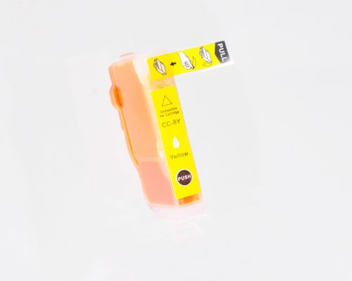 Compatible Canon CLI-8Y Yellow Inkjet