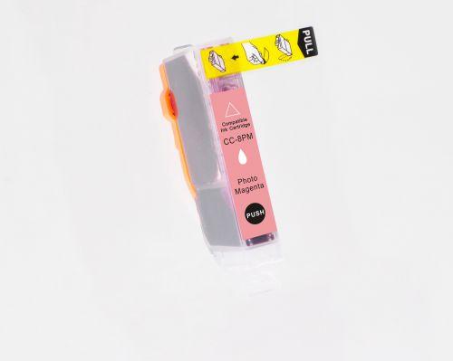 Compatible Canon CLI-8PM Photo Magenta Inkjet