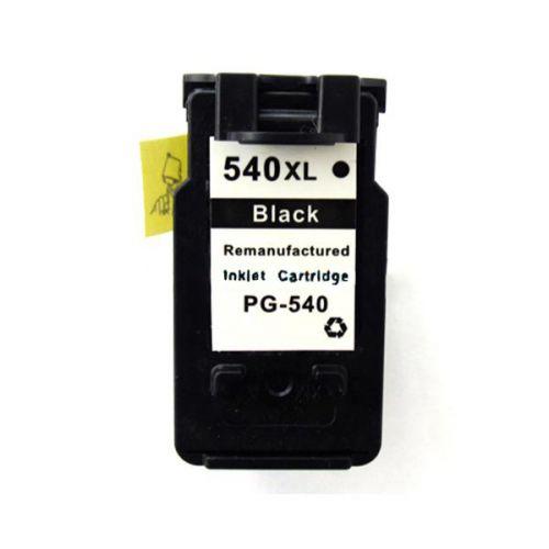 ALPA-CArtridge Reman Canon Black Ink Cartridge PG-540XL
