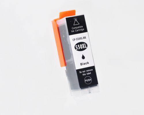 Alpa-Cartridge Comp Canon IP7250 PGI-550 XLBK Black Ink Ctg  [CP-550BK XL]