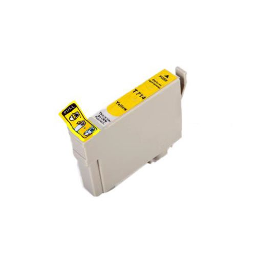 Alpa-Cartridge Comp Epson D78 Yellow Ink T071440 also for T089440 [E0714]