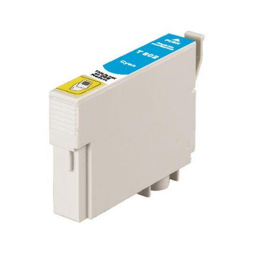 Alpa-Cartridge Comp Epson R265 Cyan Ink Ctg T08024010  [E0802]