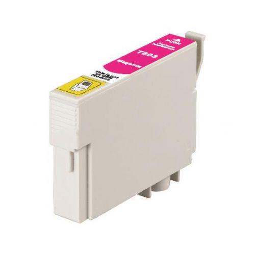 Alpa-Cartridge Comp Epson R265 Magenta Ink Ctg T08034010  [E0803]