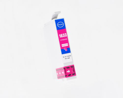 Alpa-Cartridge Comp Epson T1623 T1633 Magenta Ink T16234010 also for T16334010 [E1633]