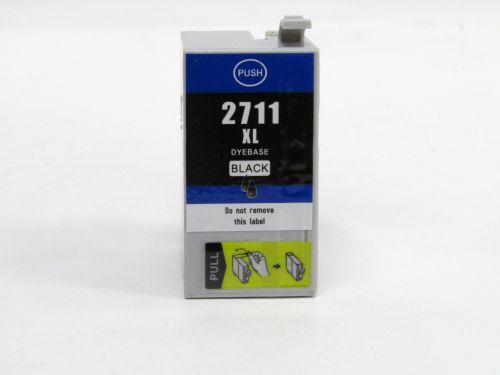 Alpa-Cartridge Comp Epson T2711 (27XL) Black Hi Cap Ink T27114010 [E2711XL]