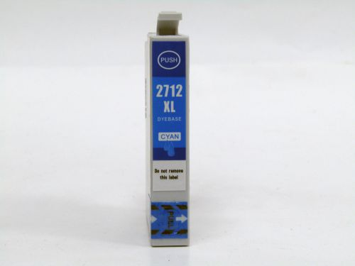 Alpa-Cartridge Comp Epson T2712 (27XL) Cyan Hi Cap Ink T27124010 [E2712XL]