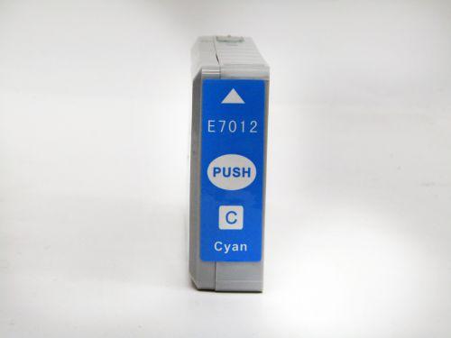 Alpa-Cartridge Comp Epson T7012 Extra Hi Cap Cyan Ink Ctg T70124010  [E-7012]