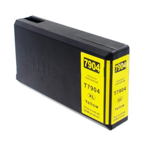 Alpa-Cartridge Comp Epson T7904 Hi Cap Yellow Ink Ctg 79XL T79044010