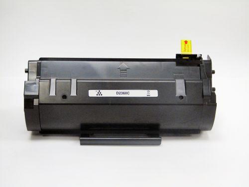 Alpa-Cartridge Comp Dell B2360 Hi Yld Toner 593-11167 also for 593-11168