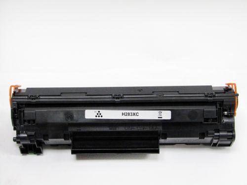 Alpa-Cartridge Comp HP Laserjet MFP M125 Toner Ctg CF283X 737 737H