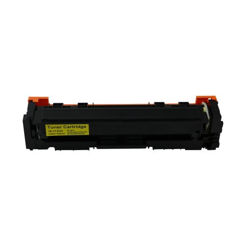 Alpa-Cartridge Comp HP CF402A Yellow Std Yld Toner also for HP 201A