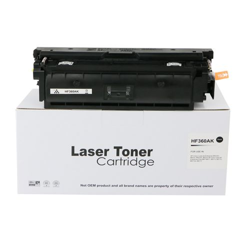 Alpa-Cartridge Comp HP CF360A Std Yld Black Toner Ctg also for 508A