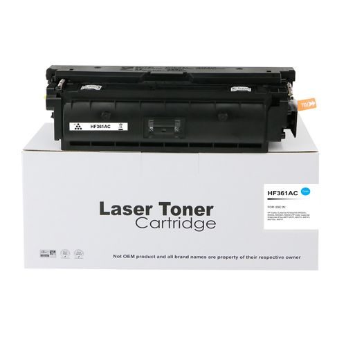 Alpa-Cartridge Comp HP CF361A Std Yld Cyan Toner Ctg also for 508A