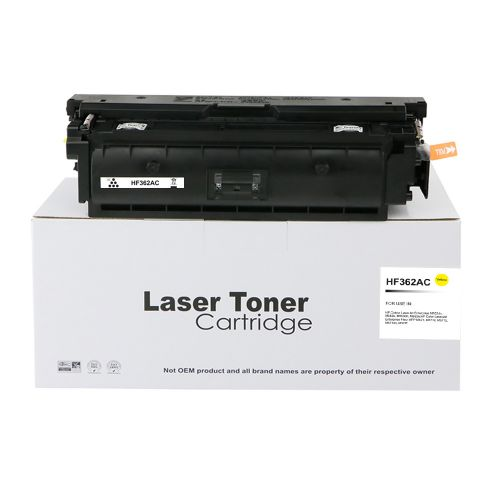 Alpa-Cartridge Comp HP CF362A Std Yld Yellow Toner Ctg also for 508A