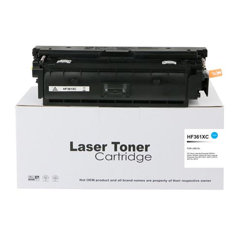 Alpa-Cartridge Comp HP CF361X Hi Yld Cyan Toner Ctg also for 508X