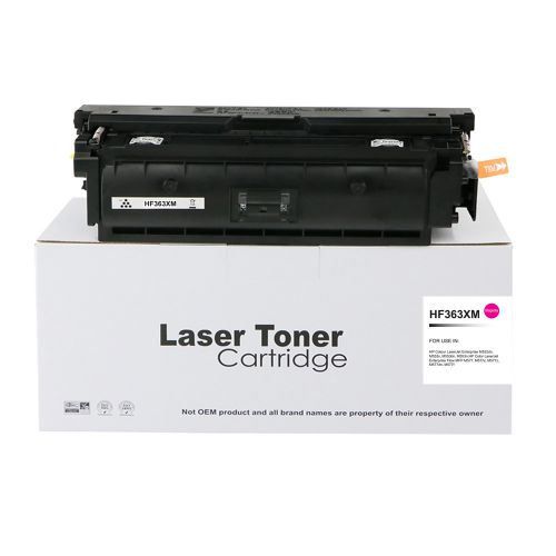 Alpa-Cartridge Comp HP CF363X Hi Yld Magenta Toner Ctg also for 508X