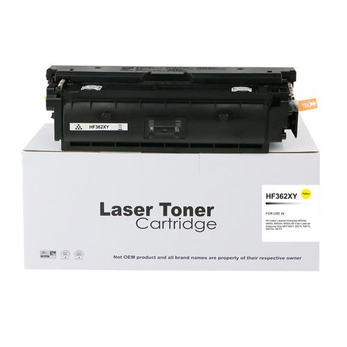 Alpa-Cartridge Comp HP CF362X Hi Yld Yellow Toner Ctg also for 508X