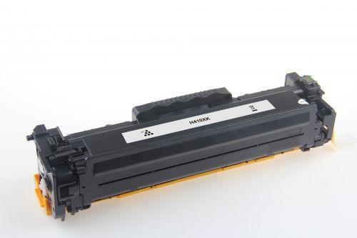 Alpa-Cartridge Comp HP Laserjet Pro 400 Hi Yld Black CE410X Toner also for 305X