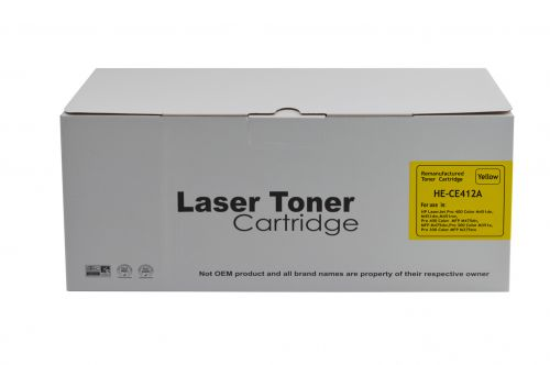 Alpa-Cartridge Comp HP Laserjet Pro 400 Magenta CE413A Toner also for 305A