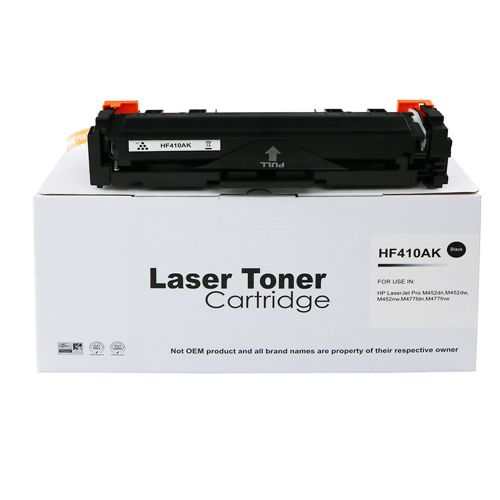 Alpa-Cartridge Comp HP CF410A Black Std Yld Toner also for HP 410A