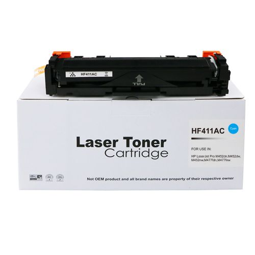 Alpa-Cartridge Comp HP CF411A Cyan Std Yld Toner also for HP 411A
