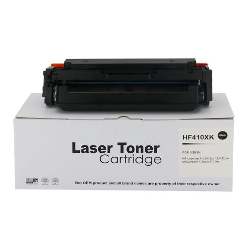 Alpa-Cartridge Comp HP CF410X Black Hi Yld Toner also for HP 410X