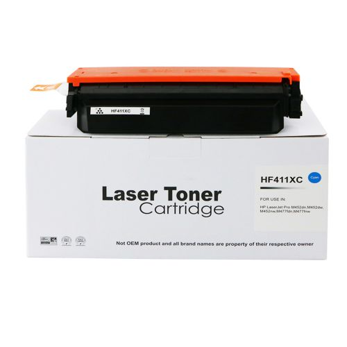 Alpa-Cartridge Comp HP CF411X Cyan Hi Yld Toner also for HP 411X