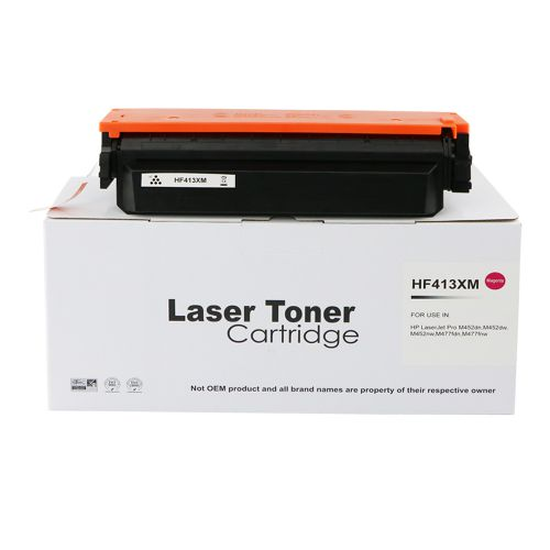 Alpa-Cartridge Comp HP CF413X Magenta Hi Yld Toner also for HP 413X