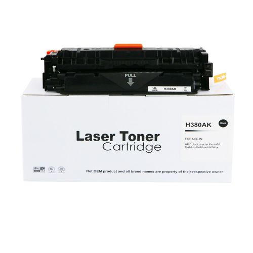 Alpa-Cartridge Comp HP LJ Pro M476 CF380A  Std. Black Toner also for 312A