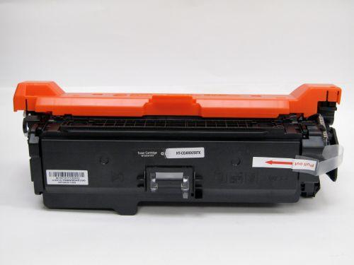 Comp HP Laserjet 500 Hi Yld Black CE400X Toner 507X also for Canon 732