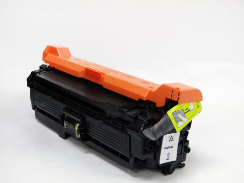 Comp HP CE402A Yellow Toner