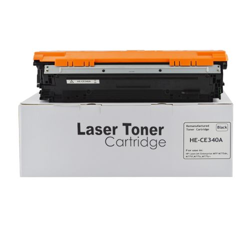 Alpa-Cartridge Reman HP M775 Black Toner CE340A also for 651A