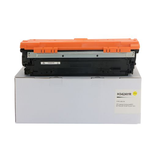 Alpa-Cartridge Reman HP M775 Yellow Toner CE342A also for 651A
