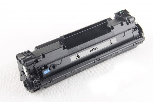 Alpa-Cartridge Comp HP Laserjet P1005 Toner CB435A also for Canon 712