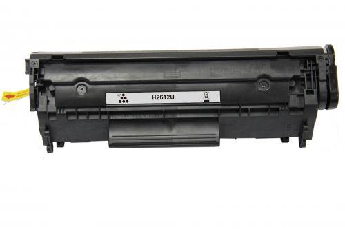 Alpa-Cartridge Comp HP Laserjet 1010 Q2612A Toner also for Canon 703
