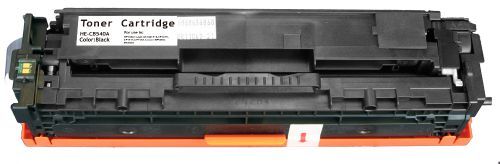 Alpa-Cartridge Comp HP Laserjet 1215 Black Toner CB540A also for Canon EP716BK