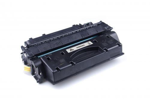 Alpa-Cartridge Comp HP Laserjet P2055 Toner CE505X also for Canon 719H