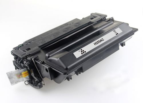Alpa-Cartridge Comp HP Laserjet P3015 Toner CE255A Ctg also for Canon 724