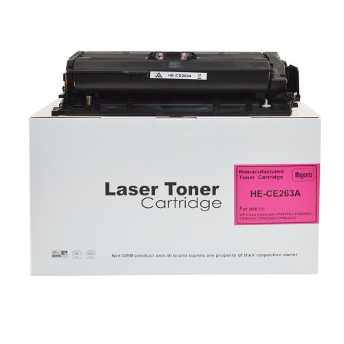 Alpa-Cartridge Comp HP Laserjet CP4025 Magenta CE263A Toner HP648A
