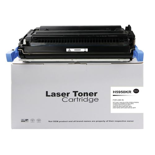 Alpa-Cartridge Reman HP Laserjet 4700 Bk Q5950A Toner also Q6460A
