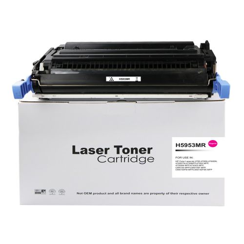 Alpa-Cartridge Reman HP Laserjet 4700 Magenta Q5953A also Q6463A