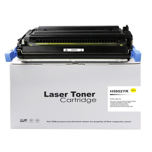 Alpa-Cartridge Reman HP Laserjet 4700 Yellow Q5952A Toner also Q6462A