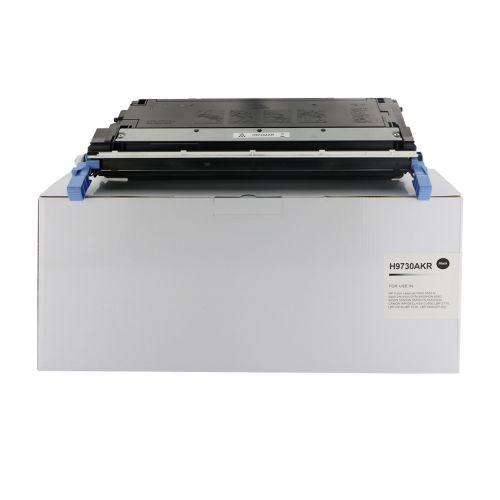Remanufactured HP C9730A Black Toner