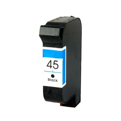 ALPA-CArtridge Reman HP 45 Black Ink Cartridge 51645A