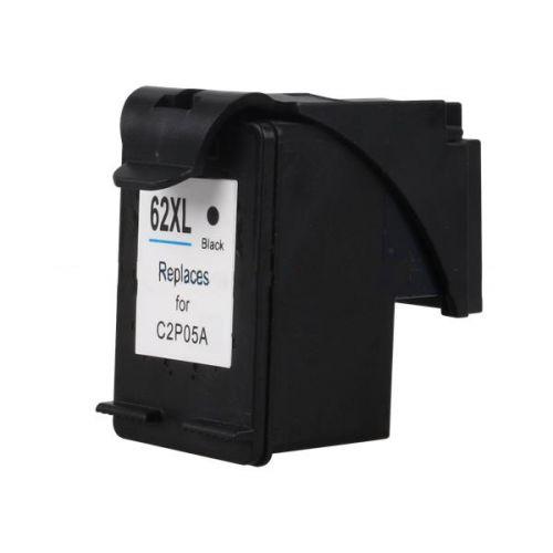 ALPA-CArtridge Reman HP 62XL Hi Yield Black Ink Cartridge C2P05AE