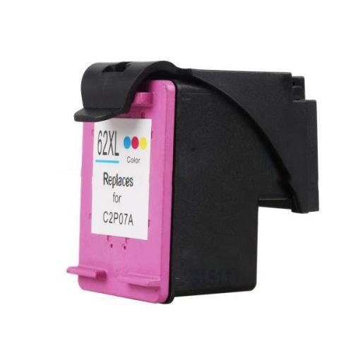 ALPA-CArtridge Reman HP 62XL Hi Yield Tri-Colour Ink Cartridge C2P07AE