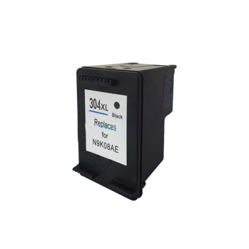 Alpa-Cartridge Reman HP N9K08AE Hi Cap Black Ink Ctg HP 304XL