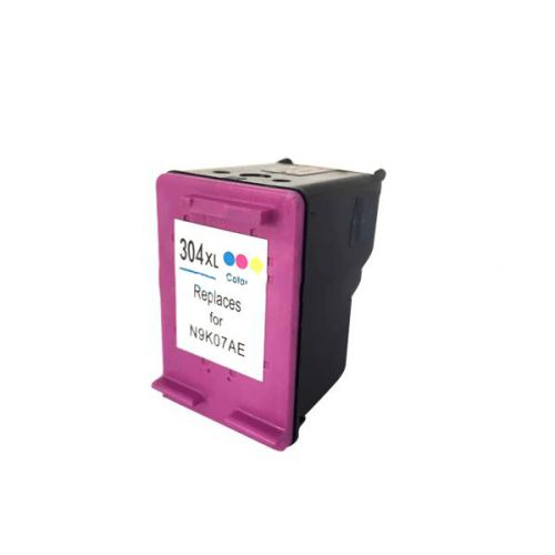 Alpa-Cartridge Reman HP N9K07AE Hi Cap Tri Colour Ink Ctg HP 304XL