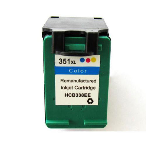 ALPA-CArtridge Reman HP No.351XL Photosmart 4280 Tri-Colour Ink Cartridge CB338E
