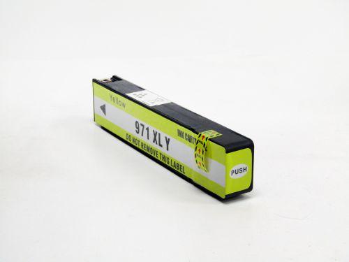 Compatible HP 971XLY Yellow Hi Cap CN628AE Inkjet